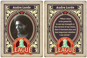 AudreLordeCard