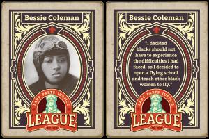 BessieColemanCard