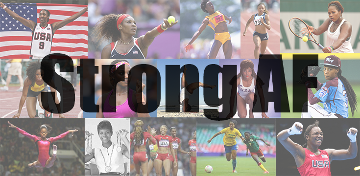 She Shoots, She Scores! Black Women & Their Place in Athletics