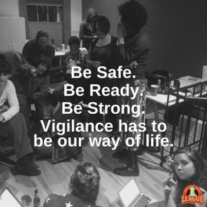 vigilance-league