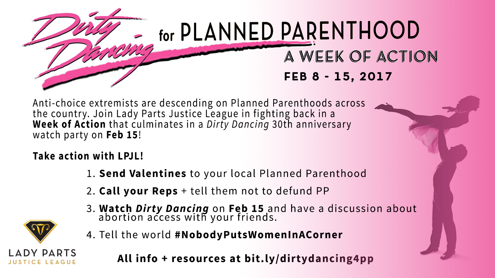 Dirty Dancing for PP