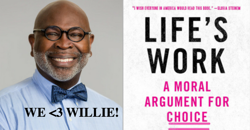 Willie Parker and the Moral Higher Ground
